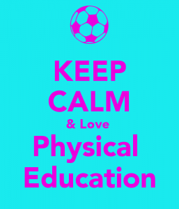 keep-calm-love-physical-education